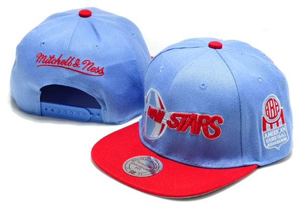 Americans Blue Red Snapback Hat